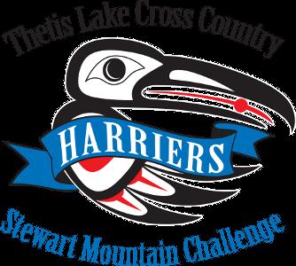 Harriers Stewart Mountain Challenge Logo