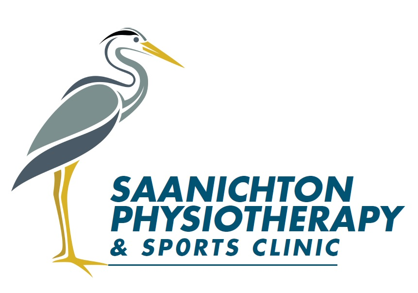 Saanichton Pysiotheray & Sports Clinic logo